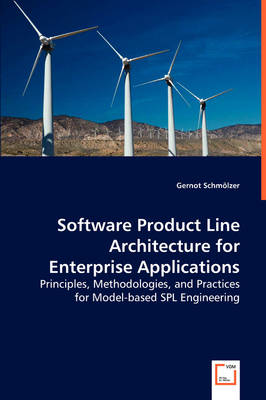 Software Product Line Architecture for Enterprise Applications (Paperback)