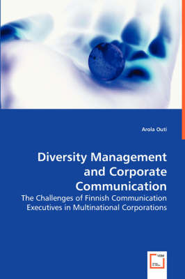 Diversity Management and Corporate Communication (Paperback)