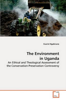 The Environment in Uganda (Paperback)