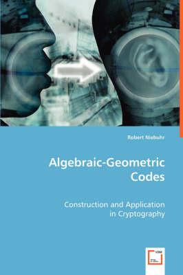 Algebraic-Geometric Codes (Paperback)
