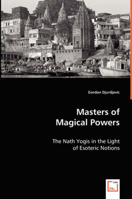 Masters of Magical Powers (Paperback)