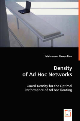 Density of Ad-Hoc Networks (Paperback)