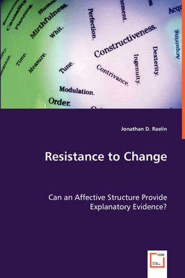 Resistance to Change (Paperback)