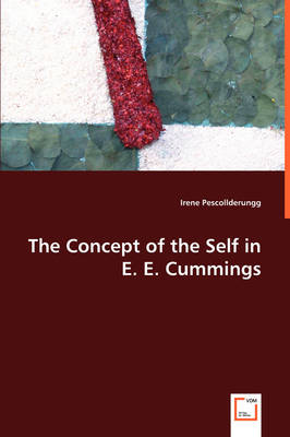 The Concept of the Self in e. e. cummings (Paperback)