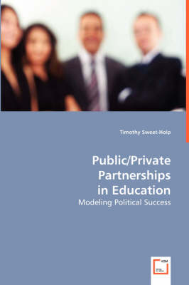 Public/Private Partnerships in Education (Paperback)