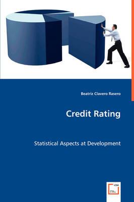 Credit Rating (Paperback)