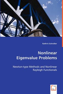 Nonlinear Eigenvalue Problems (Paperback)