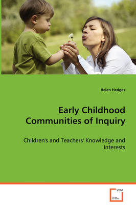Early Childhood Communities of Inquiry (Paperback)