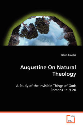 Augustine on Natural Theology (Paperback)