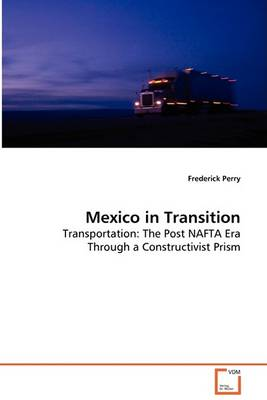 Mexico in Transition (Paperback)