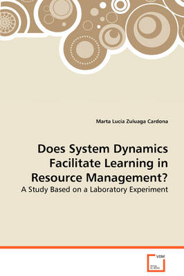Does System Dynamics Facilitate Learning in Resource Management (Paperback)