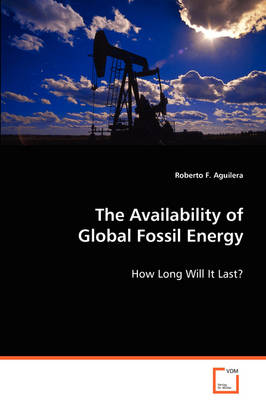 The Availability of Global Fossil Energy (Paperback)