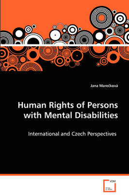 Human Rights of Persons with Mental Disabilities (Paperback)