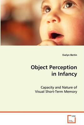 Object Perception in Infancy (Paperback)
