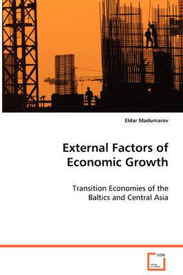 External Factors of Economic Growth (Paperback)