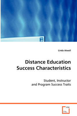 Distance Education Success Characteristics (Paperback)