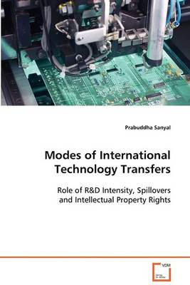 Modes of International Technology Transfers (Paperback)
