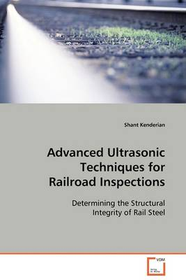 Advanced Ultrasonic Techniques for Railroad Inspections (Paperback)