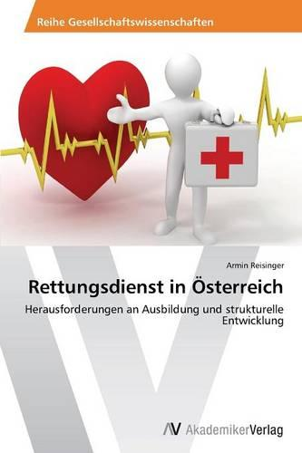 Rettungsdienst in Osterreich (Paperback)