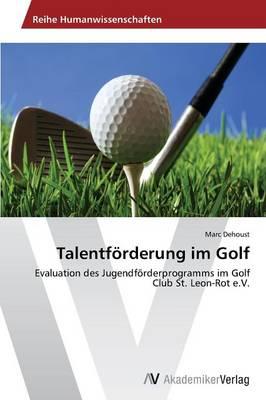Talentforderung Im Golf (Paperback)
