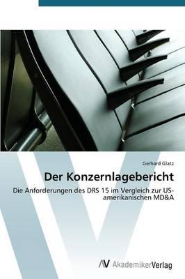 Der Konzernlagebericht (Paperback)