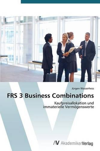 Frs 3 Business Combinations (Paperback)