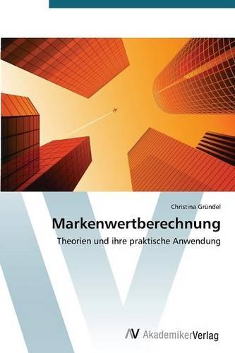 Markenwertberechnung (Paperback)