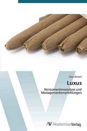 Luxus (Paperback)