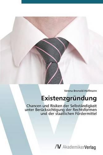 Existenzgrundung (Paperback)