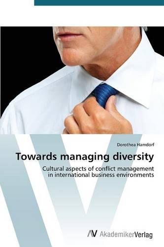 Towards Managing Diversity (Paperback)
