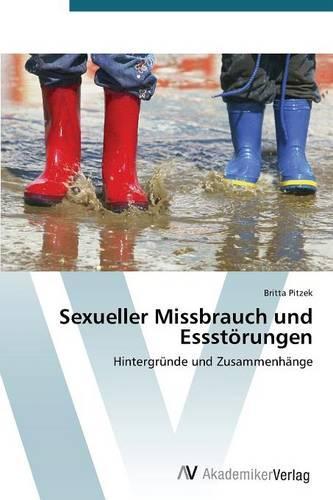 Sexueller Missbrauch Und Essstorungen (Paperback)