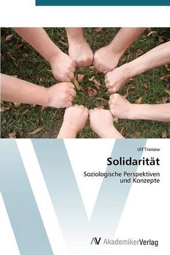 Solidaritat (Paperback)