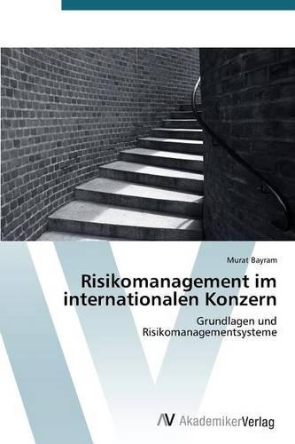 Risikomanagement Im Internationalen Konzern (Paperback)