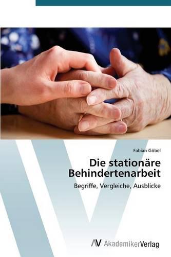 Die Stationare Behindertenarbeit (Paperback)