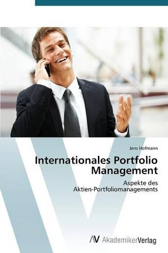 Internationales Portfolio Management (Paperback)
