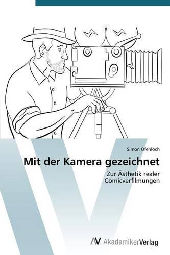 Mit Der Kamera Gezeichnet (Paperback)