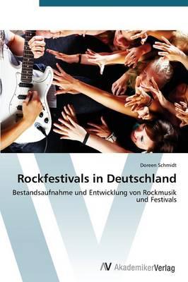 Rockfestivals in Deutschland (Paperback)