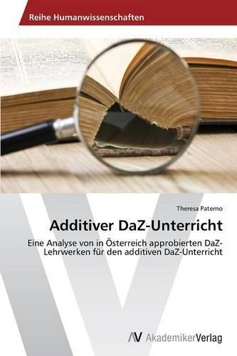 Additiver Daz-Unterricht (Paperback)
