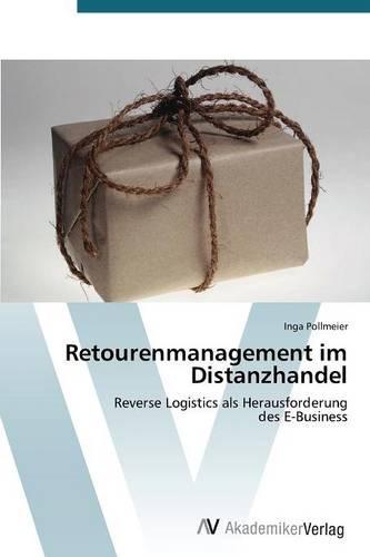 Retourenmanagement Im Distanzhandel (Paperback)