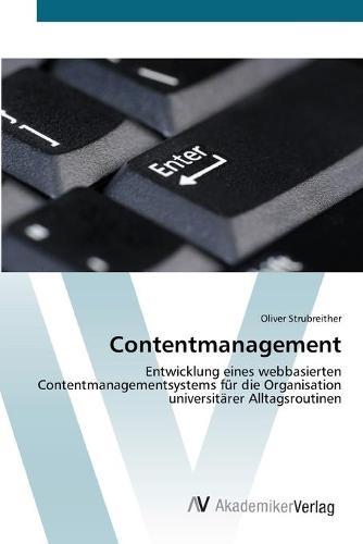Contentmanagement (Paperback)