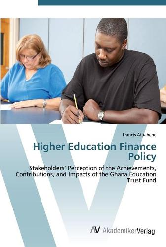 Higher Education Finance Policy (Paperback)