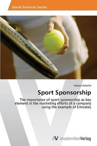 Sport Sponsorship (Paperback)