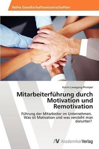 Mitarbeiterfuhrung Durch Motivation Und Remotivation (Paperback)