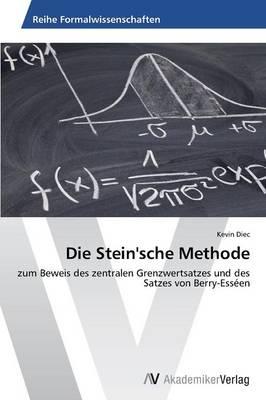 Die Stein'sche Methode (Paperback)