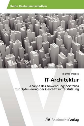It-Architektur (Paperback)