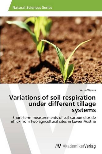 Variations of Soil Respiration Under Different Tillage Systems (Paperback)