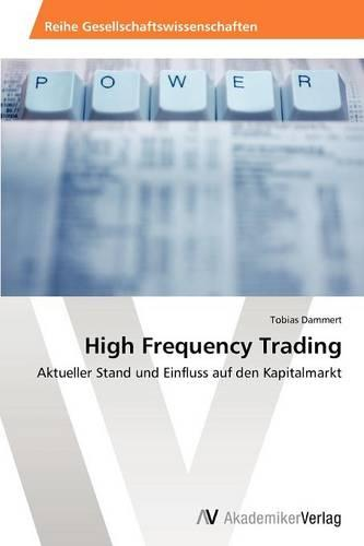 High Frequency Trading (Paperback)
