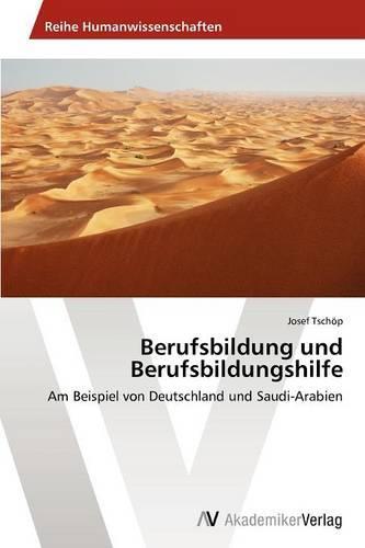 Berufsbildung Und Berufsbildungshilfe (Paperback)