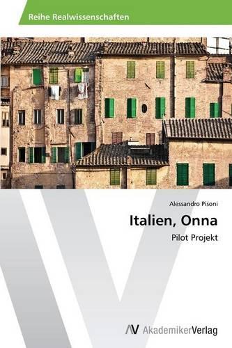 Italien, Onna (Paperback)