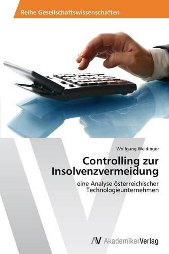 Controlling Zur Insolvenzvermeidung (Paperback)